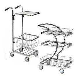 Mini chariot de service - Mobilier professionnel