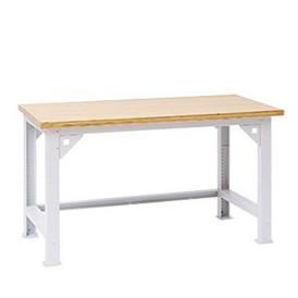 Table de travail ergonomique à charge lourde