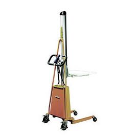 Mini gerbeur électrique charge 100 kg pas cher