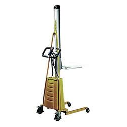 Mini gerbeur électrique - Charge 150 kg