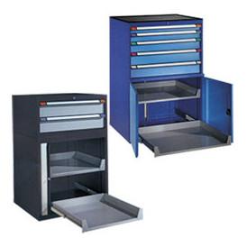 Armoire à tiroirs de qualité professionnelle pour l'atelier ou le bureau