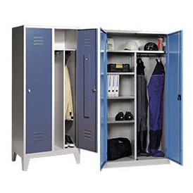 Armoire vestiaire métallique pour les professionnels