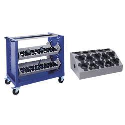 Rangement d'outils CN pour usinage