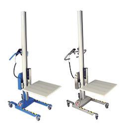 Mini gerbeur électrique 90E / 90ES - Charge 90 kg