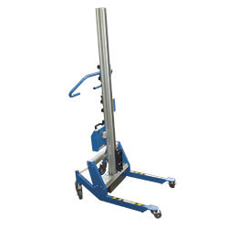 Mini gerbeur semi-électrique 130P / 130PS - Charge 130 kg