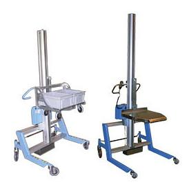 Mini gerbeur électrique Lift & Drive 225P / 225PS - Charge 225 kg
