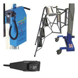 Accessoires de mini chariot gerbeur semi-électrique Lift & Drive