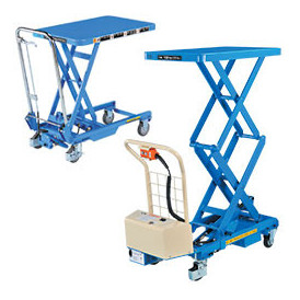Table élévatrice mobile