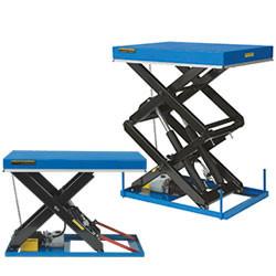 Table élévatrice hydrau-électrique