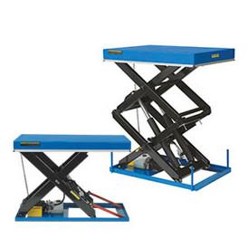 Table élévatrice électrique hydraulique