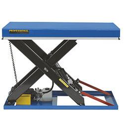 Table élévatrice hydrau-électrique standard