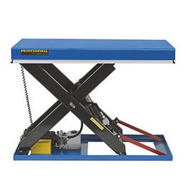 Table élévatrice électrique hydraulique standard