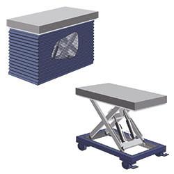 Accessoires table élévatrice hydrau-électrique