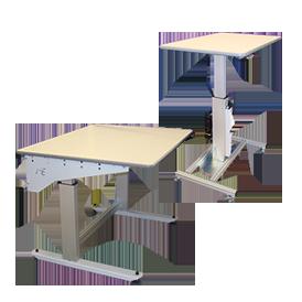 Table hauteur ajustable