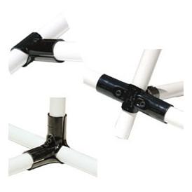Connecteur d'assemblage pour tube Lean acier