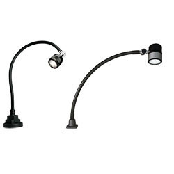 Lampe LED sur bras flexible
