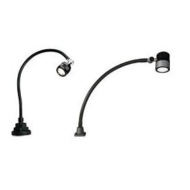 Lampe spot LED sur bras flexible