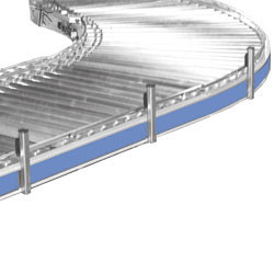 Convoyeur courbe à rayon intérieur 314,5 mm