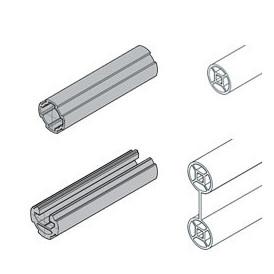 Tube Lean aluminium pour les professionnels