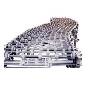 Convoyeur industriel extensible pour ligne d'emballage