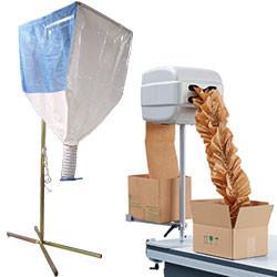 Distributeur de rembourrage pour colis
