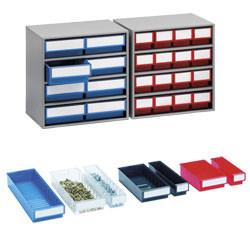 Bac tiroir et armoire à bacs