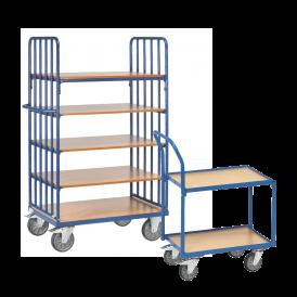Chariots et dessertes ergonomique d'atelier