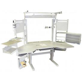 Poste de travail industriel ergonomique anti-TMS