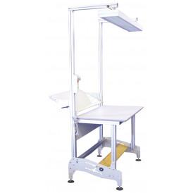 Poste de travail ergonomique hauteur réglable