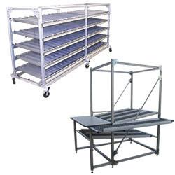 Approvisionnement dynamique en profilé aluminium