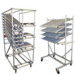 Approvisionnement dynamique en tube aluminium
