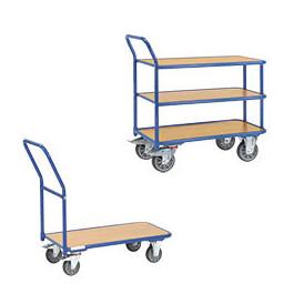 Chariot de magasin