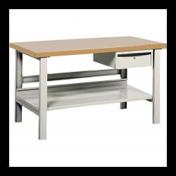 Etabli industriel et table de travail
