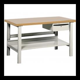 Etabli et table de travail d'atelier industriels professionnels