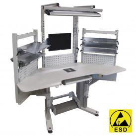 Mobilier et équipement ESD antistatique