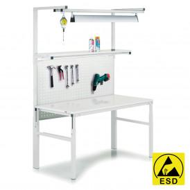 Table de travail ergonomique ESD antistatique
