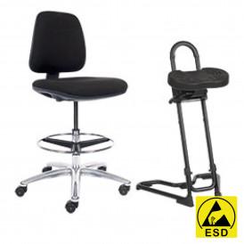 Siège et chaise antistatique