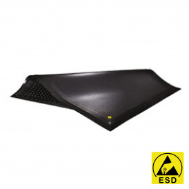 Tapis de sol ESD antifatigue