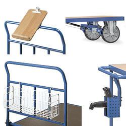 Accessoires de chariot d'atelier