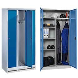 Sélection économique d'armoires vestiaires