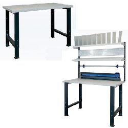 Sélection économique de tables d'emballage